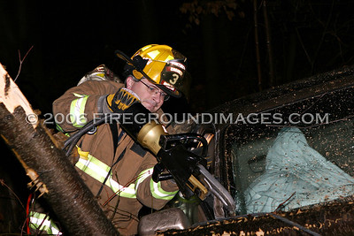 Commerce Dr. Extrication (Shelton, CT) 1/12/06