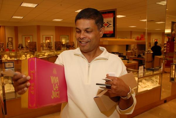 Dillard's Event @ Florida Mall 11-22-08