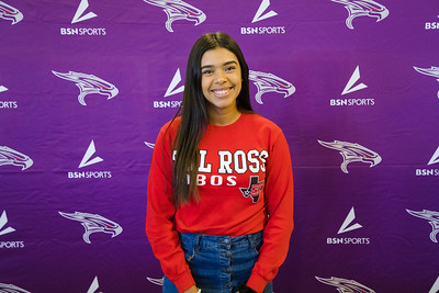 Eastlake High School Alejandra Ruedas Signing