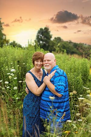 Janice and Chuck