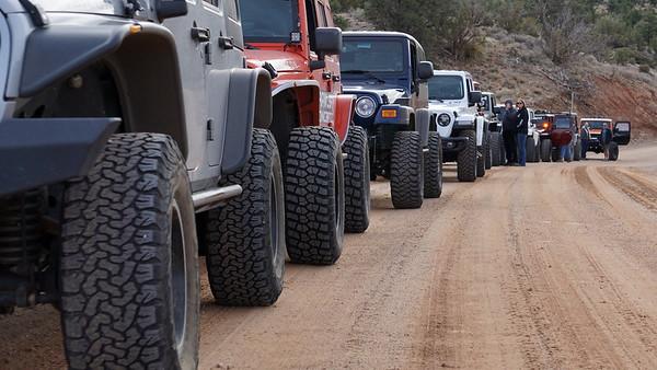 Jeep Trip to Colorado River 2019