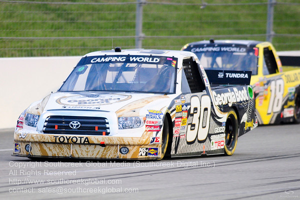 UNOH 200 Camping World Truck Series