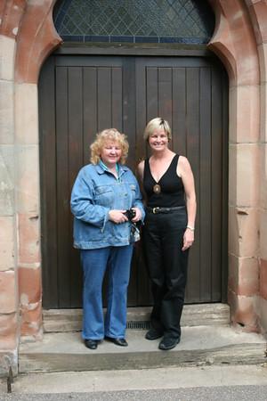 Mary Webb Country - Shropshire, England - June 2006