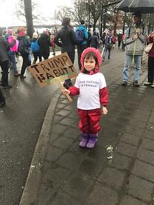 Portland Women's March