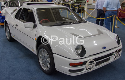 Ford RS200