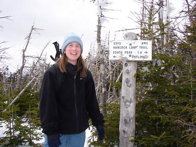 Hancocks hike: April 10