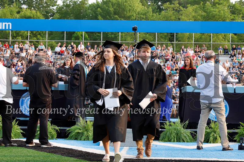 Seneca Valley Graduation 2019