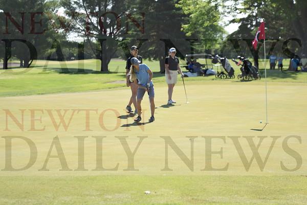 Girls State Golf Smock Class 1A 6-1-21