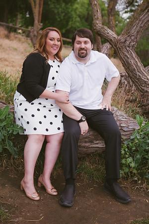 Vanessa and Jeff Engaged