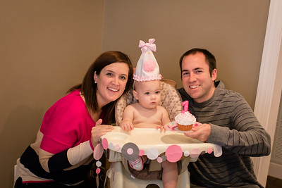 Rachel's First Birthday Party