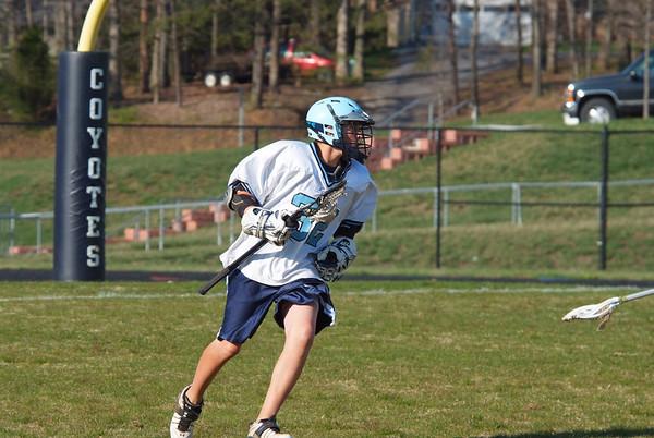 Clarksburg Boys JV LAX 2009