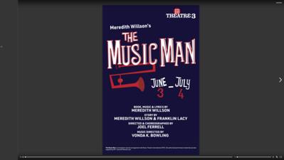5-4-2021 The Music Man @ Theatre 3