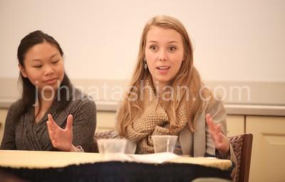 Trinity College - Alumni Panel Discussion - November 6, 2014