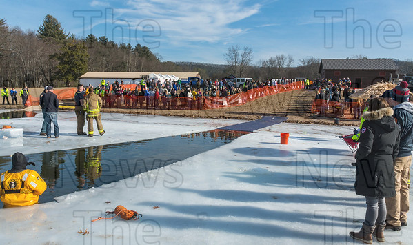 Penguin Plunge Jan. 27, 2017
