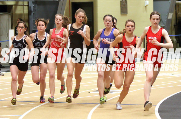 Section Nine Indoor Track Championships Class B