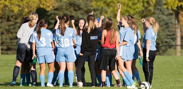 Jags Freshman Girls Soccer at Eden Prairie