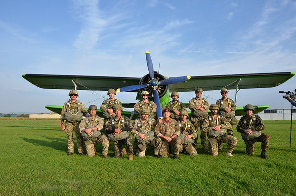 Eurpoean Paratroopers Association