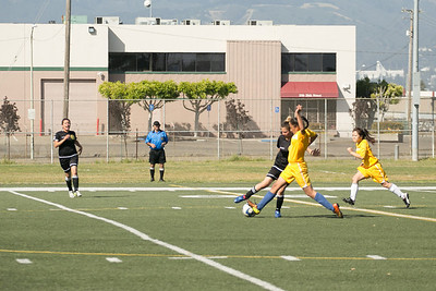 Women's Soccer VS Lighthouse (5/15/2013)