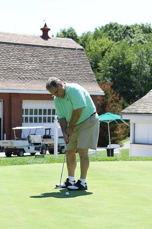 Alumni Golf Scramble 2011