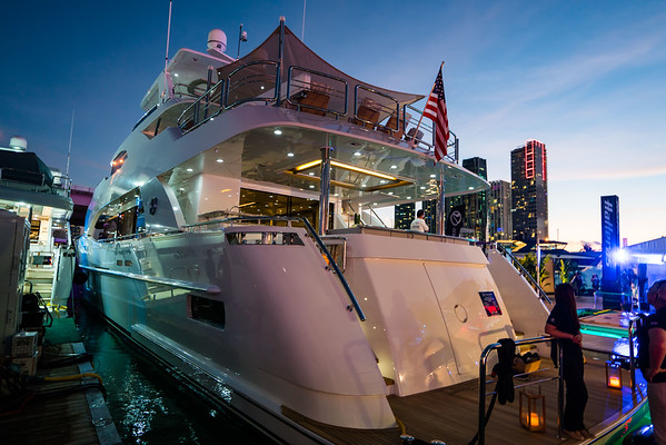 2019 Ocean Alexander VIP Event | Miami Yacht Show