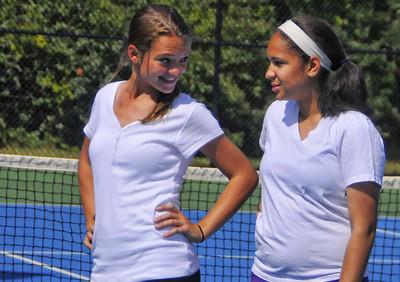 WKHS Tennis - POSTER PICS