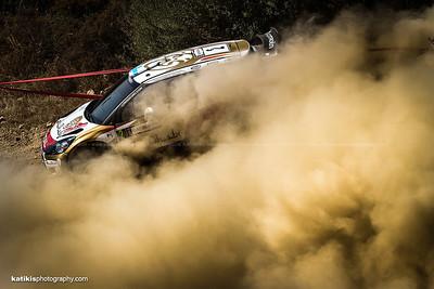 WRC Rally d' Italia Sardegna
