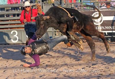 Masik Tas Bull Riding 12-13-2019