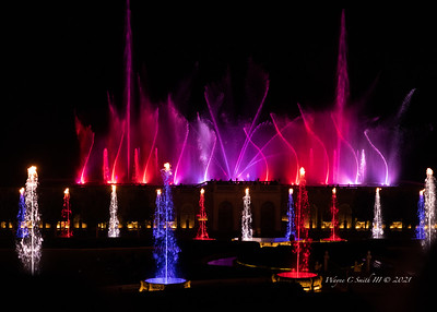 Fountain Display on 9/11