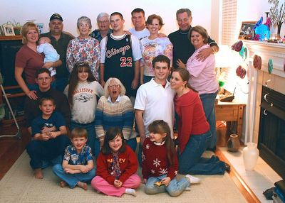 Thanksgiving 2004, Charlotte
