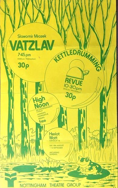 Kettledrumming poster