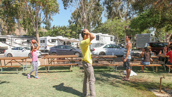 Camping Time lapse  photos 2014