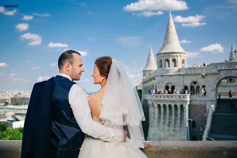 Kinga és István esküvője