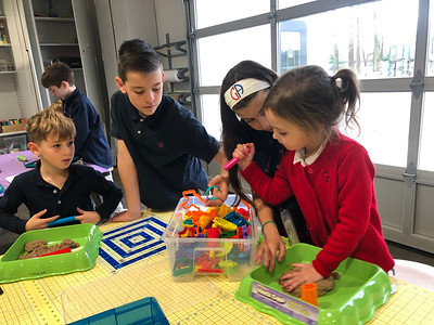 STEAM Buddies - Session 1 (Getting to know each other through play)