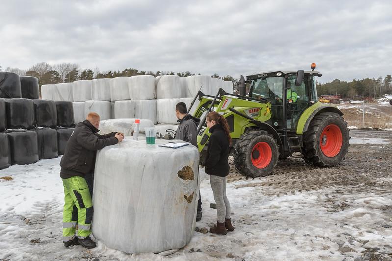 Kurs i divstoffeffektiv traktorkjøring