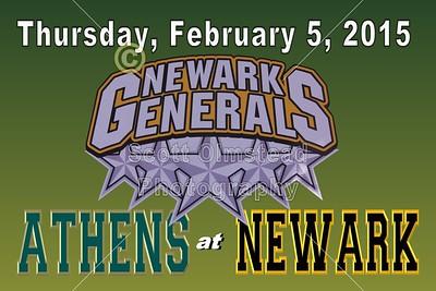 2015 Athens at Newark (02-05-15)