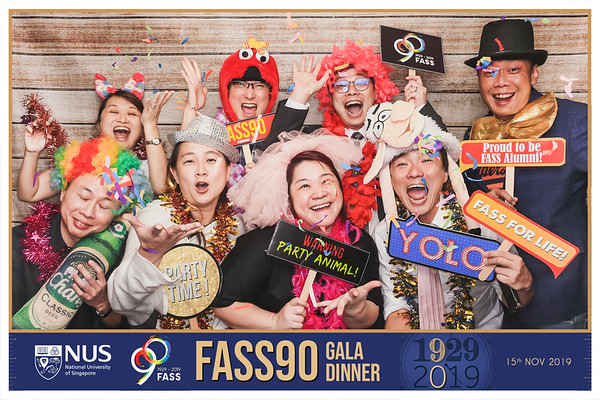 NUS FASS 90th Anniversary Gala Dinner
