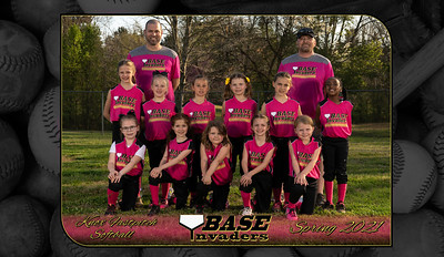 Base Invaders 2021 - Team Photos