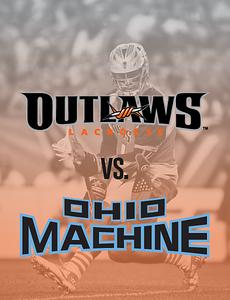 Machine @ Outlaws (7/23/17)