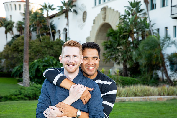 Ryan and Alfred - Engagement