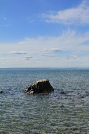pioneer bay, clearwater lake