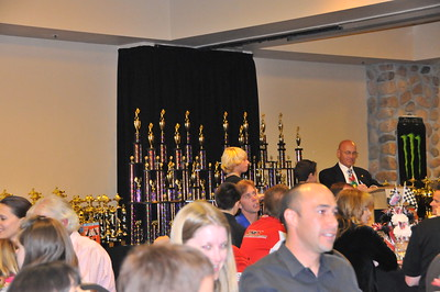 Karting Banquet - 2010 Season