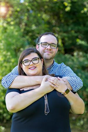 Katie and Brandon engagement  6-7-20