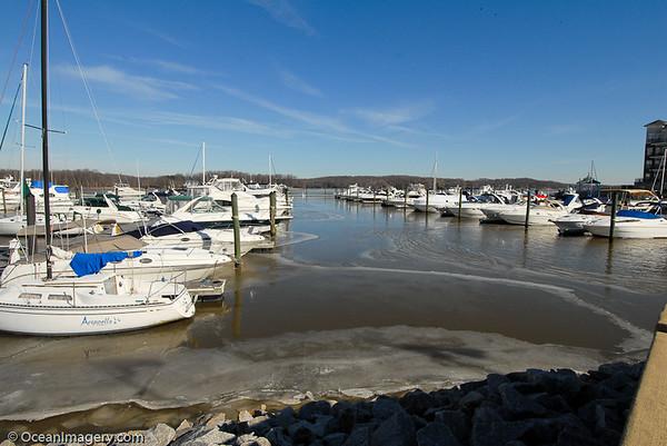 20090117 Occoquan, VA - Belmont Bay Marina