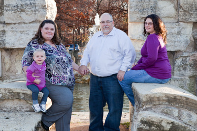 Schneider Fall Family Photos 2012
