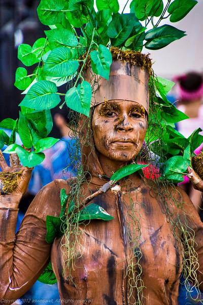 Panama City Carnival, 2013
