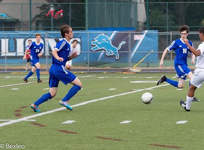 JV Boys Soccer vs Chillicothe