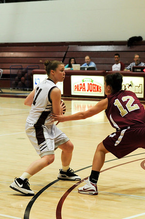Women's Basketball - NWC - UPS vs Willamette - January 24, 2009