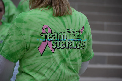 Race For The Cure - Susan G. Komen WV
