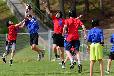St. Martin's Youth Passing League Football