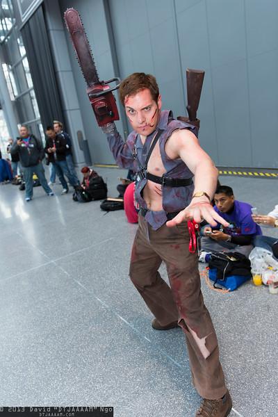 New York Comic Con 2013 - Friday